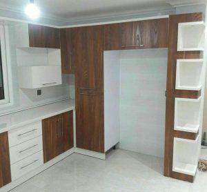 کابینت در دکوراسیون آشپزخانه