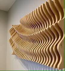 پنل های چوبی