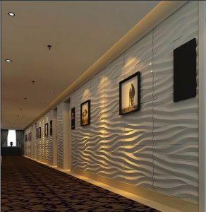 پنل های PVC
