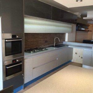 کابینت آشپزخانه مدرن و کلاسیک