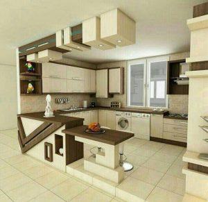 نقش کابینت آشپزخانه