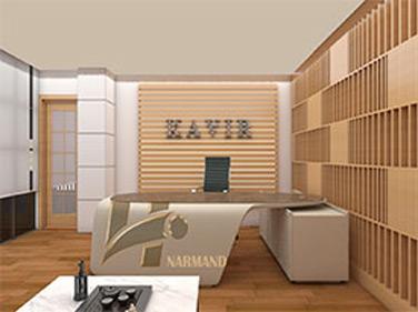 طراحی دکوراسیون یک سالن زیبایی