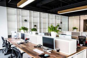 طراحی دکوراسیون مکان های تجاری