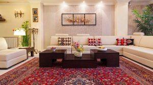 دکوراسیون ایرانی سنتی مدرن